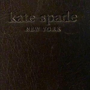 Kate Spade black vintage two straps shoulder bag
